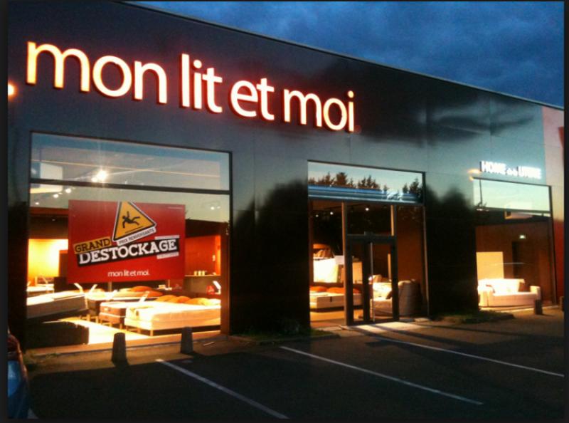 Mon Lit Et Moi.Mon Lit Et Moi L Enseigne De Literie Premium Du Groupe