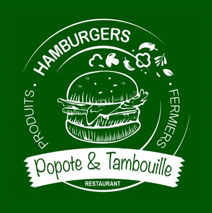 POPOTE ET TAMBOUILLE, LA GOURMANDISE DES HAMBURGERS LOCAUX EN RESTAURATION