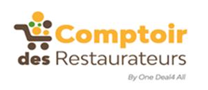 Faites gagner du temps et de l'argent aux professionnels des métiers de bouche avec Comptoir des Restaurateurs !