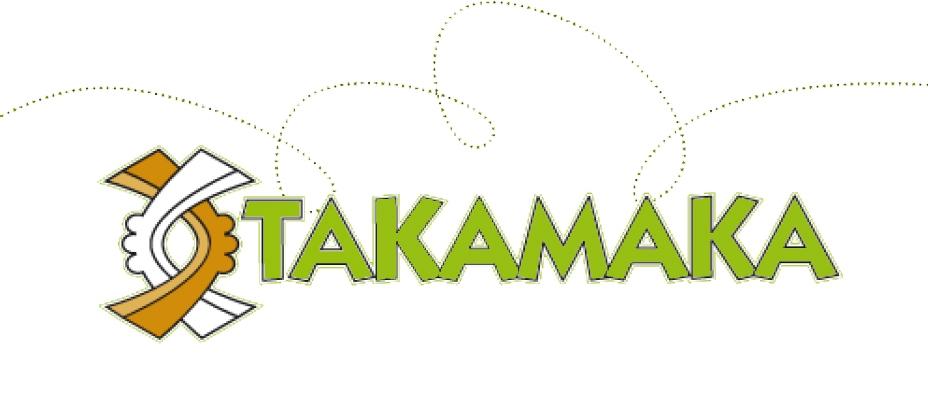 enseigne takamaka logo
