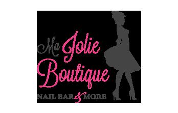 ma jolie boutique logo