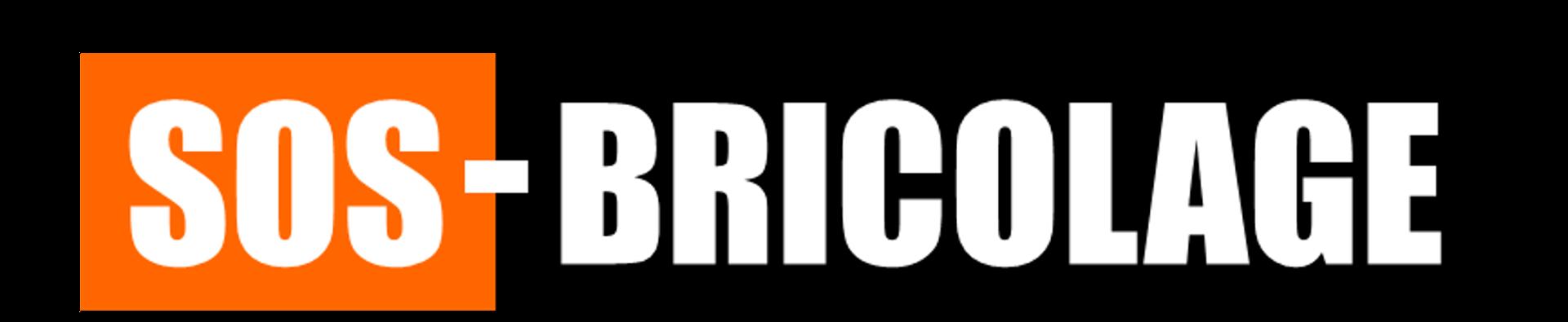 logo sos bricolage nouveau
