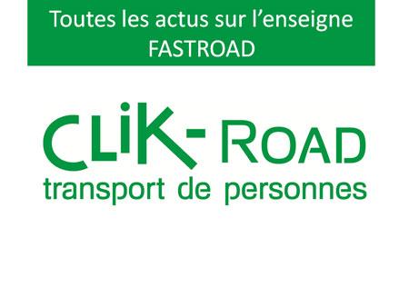 NOUVELLES FRANCHISES CLIK-ROAD