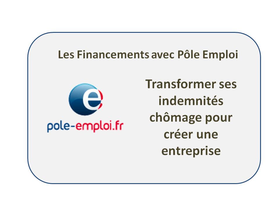 financement pole emploi
